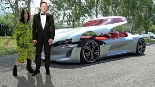Elon Musk Lifestyle 2020 ★ New Pregnant Girlfriend, Net Worth, House & Cars