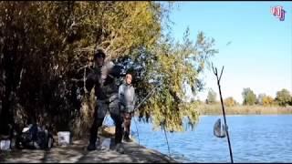 Ловля щуки с тирольской палочкой осенью