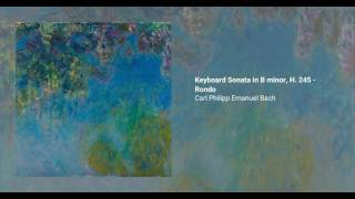 Keyboard Sonata in B minor, H. 245