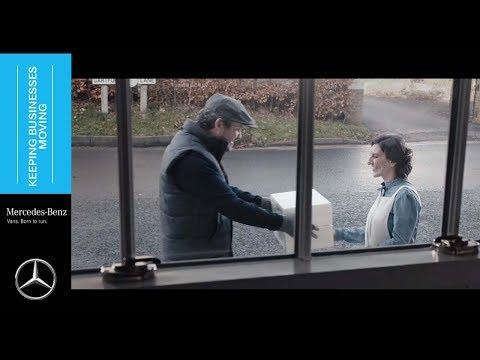 Mercedes-Benz Commercial for Mercedes-Benz Vans (2017 - present) (Television Commercial)