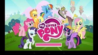 Игра Май Литл Пони (My Little Pony) #1