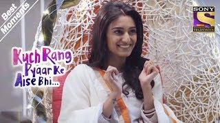 Kuch Rang Pyar Ke Aise Bhi   Sonakshi's Makeover   Best Moments