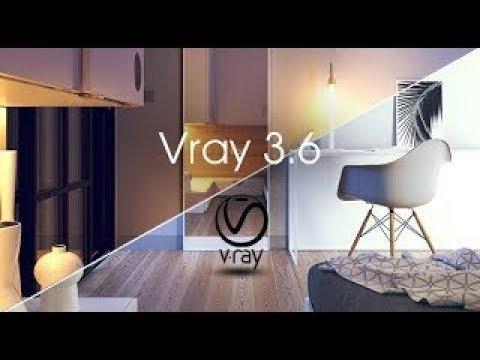 vray 3.6 crack for sketchup 2018