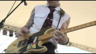 Nick Curran - Train Kept A Rollin´ (Johnny Burnette Trio cover)