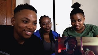 Riky Rick   You And I Feat. Mlindo The Vocalist | REACTION