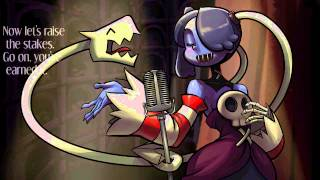 (Composed by Michiru Yamane) Geila Zilkha - In Just A Moment's Time (Skullgirls OST) Lyrics