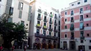 preview picture of video 'El Born - Visit Barcelona'