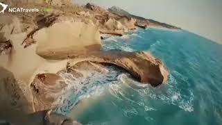 preview picture of video 'Walking on Asaluyeh Beach (Persian Gulf, Iran)'