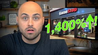 GameStop INSANE Stock Rally Fully Explained