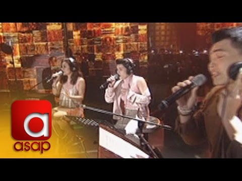 ASAP: ASAP Soul Sessions sings OPM love songs