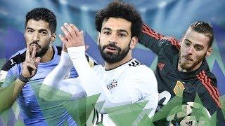 Топ 10 Футболистов, за Которыми Нужно Следить на ЧМ 2018 в России