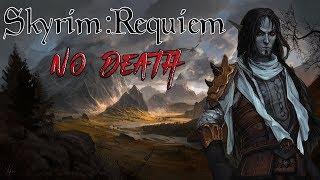 Skyrim - Requiem 2.0 (без смертей, макс сложность) Данмер-цыган #3 Второй раз на одни грабли