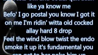 50 Cent - Hold Me Down (Lyrics)
