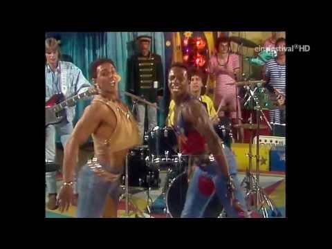 London Boys - I'm Gonna Give My Heart (WWF Club, 11. 07. 1986, HD)