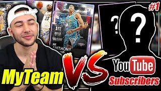 INSANE NEW GOD SQUAD! LINEUP UPDATE + GAMEPLAY! NBA 2K19 MyTeam