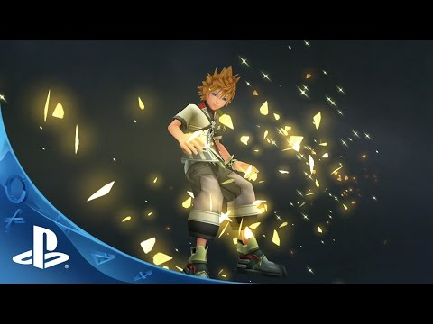 Видео № 2 из игры Kingdom Hearts HD II.5 (2.5) ReMix Limited Edition [PS3]