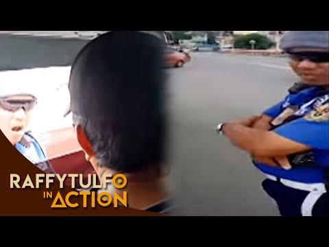 [Raffy Tulfo in Action]  VIRAL | PANGHUHULI NG MGA TRAFFIC ENFORCER SA PASIG KAHIT WALANG VIOLATION