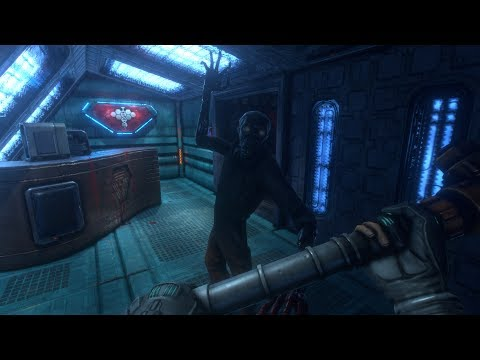 System Shock Remake – New Gameplay Demo (FPS Action Game 2019)