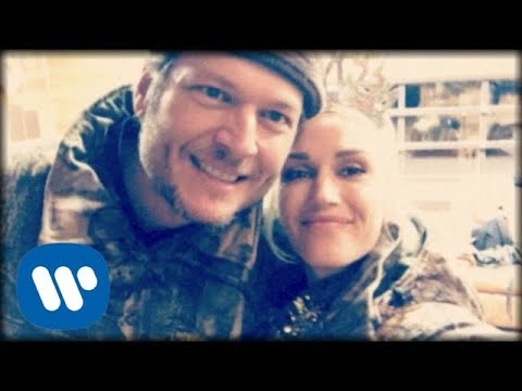 Blake Shelton ft. Gwen Stefani — Happy Anywhere