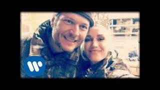 Blake Shelton, Gwen Stefani - Happy Anywhere