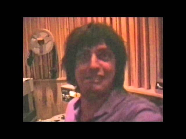 "1988-04-14 ""Secrets Of The Alibi"" Bearsville Studio - Woodstock NY"
