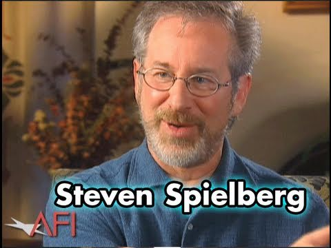 Steven Spielberg On Orson Welles, Alfred Hitchcock & Martin Scorsese