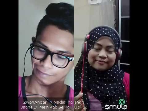 JAANE DIL MEIN KABSE HAI TU-ALKA YAGNIK MALAYSIA (NADIA FHARSHAH)