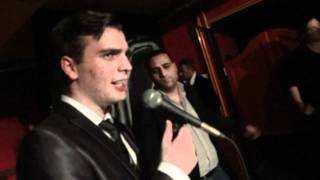 "Michael  Bublé Tribute ""Crazy Little Thing Called Love"" HUNGARY     2012. 02. 04."