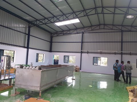 Industrial  Shed Construction