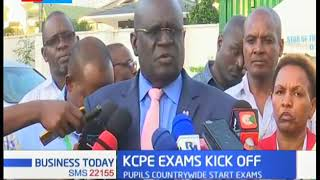KCPE EXAMS KICK OFF: Majority of centres had no cases, few areas started late