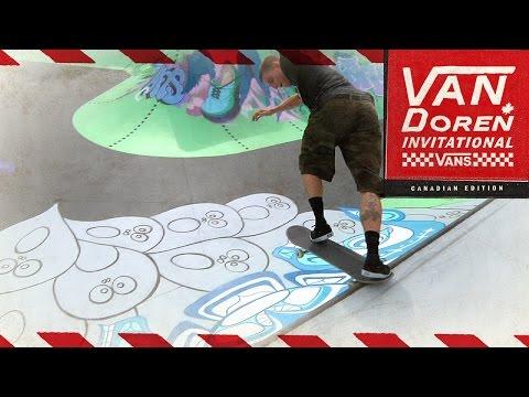 Van Doren Invitational 2014: Hastings 2nd Place Raven Tershy