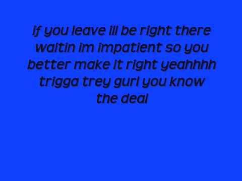 Trey Songz - Best I Ever Had