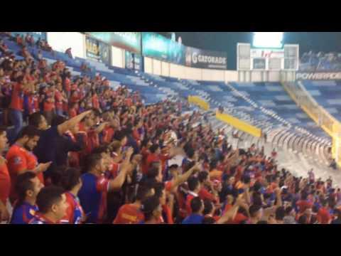 """""""FAS-PASAQUINA 15-10-16"""" Barra: Turba Roja • Club: Deportivo FAS"""