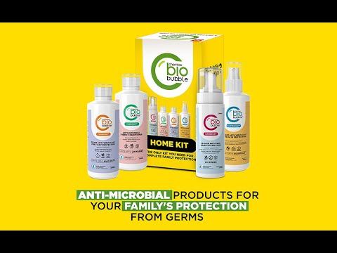 Chemtex BioBubble Home Kit