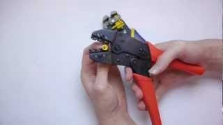 How to Crimp Wires for FRC