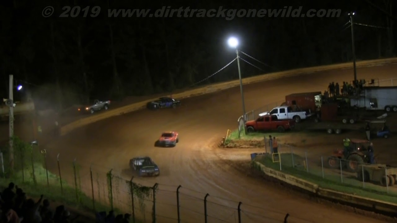 Stock 8 at Toccoa Raceway July 27th 2019