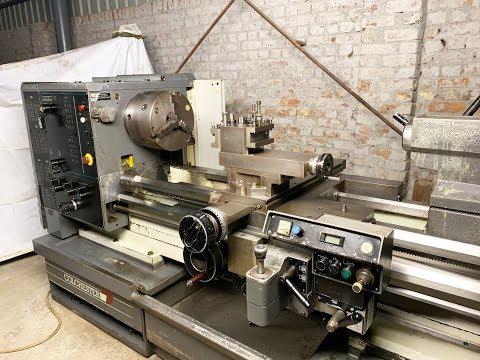 Colchester Mastiff Lathe Machine