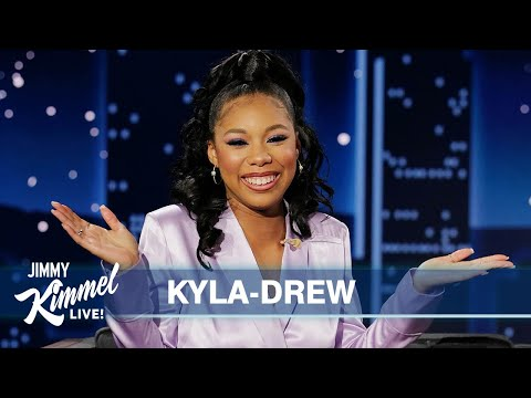 Kyla-Drew on Playing Jamie Foxx's Daughter & #1 Thing She's Learned from Him