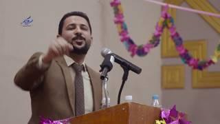 الشاعر علي عماد ... مهرجان برد الحدائق الثالث عشر