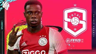 F8TAL TOTS PROMES!! | FIFA 20 Ultimate Team #1