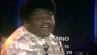 Fats Domino - Sleeping on the Job 1978