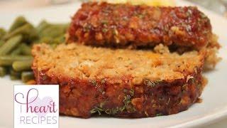 Turkey Meatloaf Recipe – how to make meatloaf