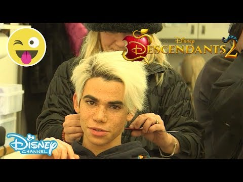 Descendants 2 | Get Ready with Cameron Boyce | Official Disney Channel UK