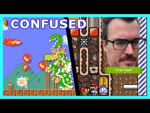 Can we PB?! - No Skip Super Expert Endless Mario Maker 2