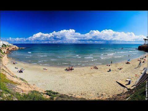 , title : 'Испания в октябре, берег моря, песчаные пляжи Ла Зения и Плайа Фламенка, фотограф в Испании'