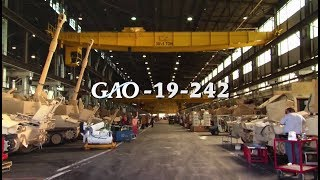GAO: Poor Conditions at Military Depots