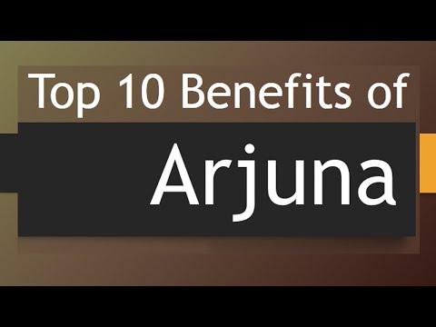 Video Top 10 Benefits of Arjuna herb - Health Benefits of Arjuna Herb - Benefits of Arjun