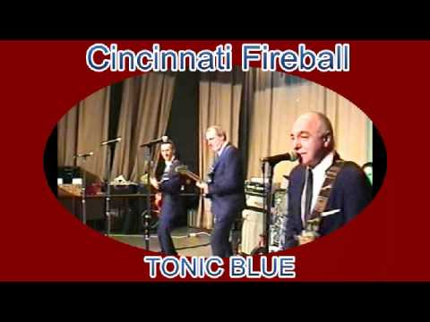 Cincinnati Fireball ( Tonic Blue ) Mp3