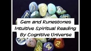 Taurus Gemstone & Runestone Intuitive Spiritual Reading for the week of August 29, 2016