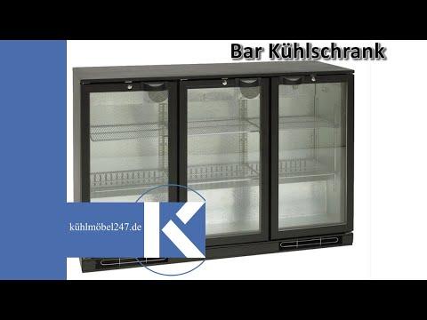 Bar Kühlschrank für die Gastronomie, Hotel, Restaurant, Bar, Steh Kaffee